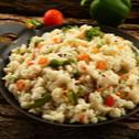 Vegetable Rava Upma Recipe
