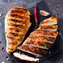 Šťavnatý kuřecí steak