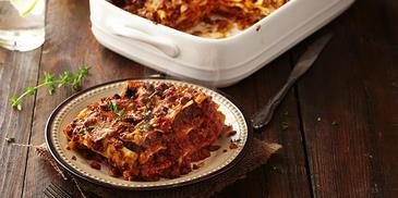 Scrumptious Beef Lasagna