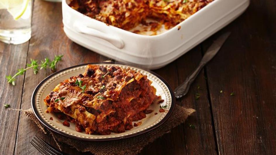 Lasagna Daging Ekstravaganza