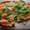 Πίτσα θαλασσινών