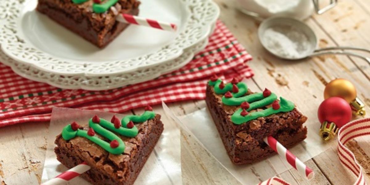 pinitos de brownie