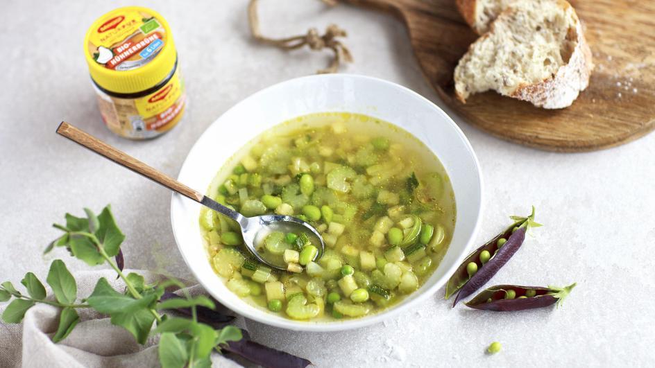 Itāļu dārzeņu zupa