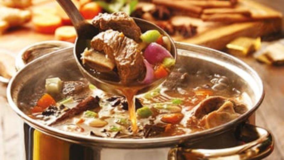 Stew Daging Kegemaran Keluarga