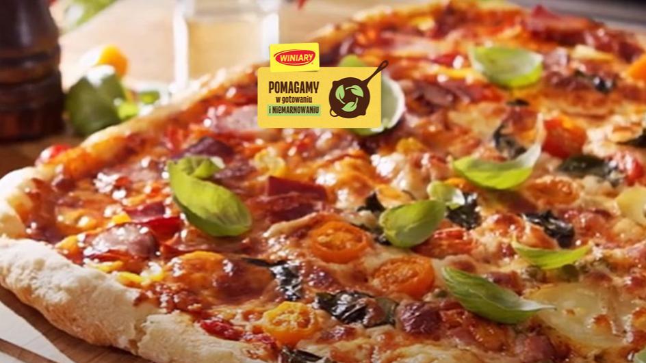 Street foodowa pizza w 3 smakach