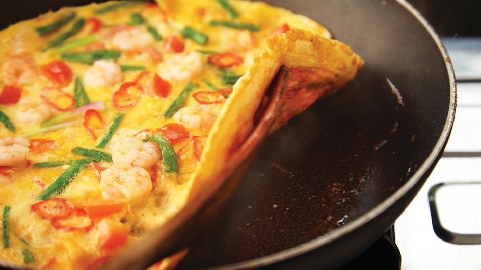 Egglicious Omelette