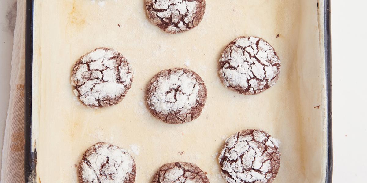 Wrinkle cookies