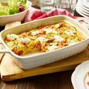 Bunte Frittata mit Chorizo