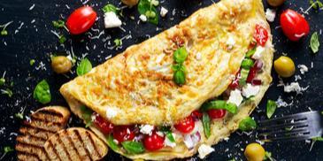 Italská omeleta