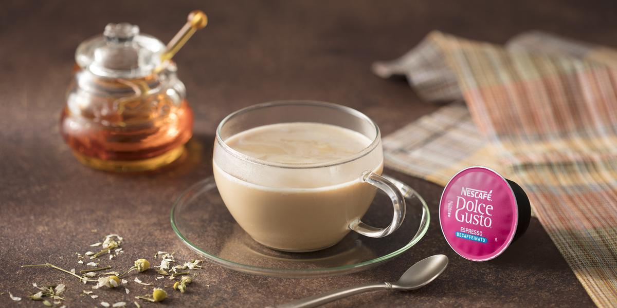 Espresso-Decaffeinatto-Zero-Lactose-Camomila-Mel-receitas-nestle