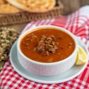 Supa de rasol de vita cu galuste