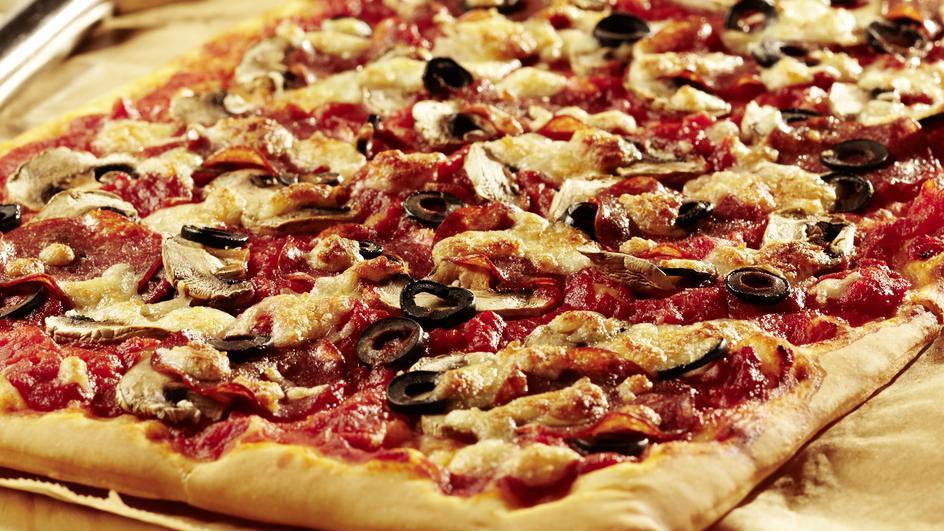 Pizza - HOT