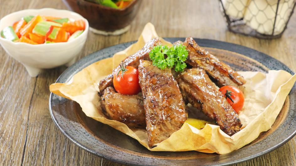 Sườn BBQ Gogi Hàn Quốc