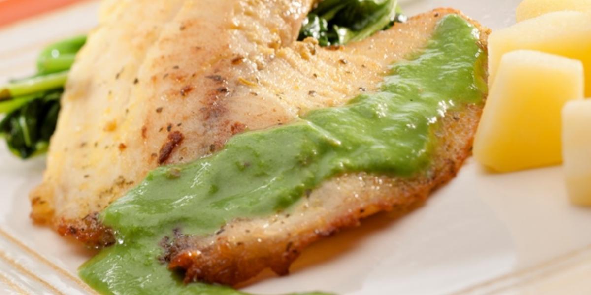 Rica receta saludable de pescado