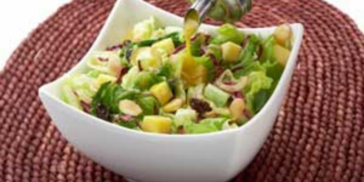 Festive Greeen Salad