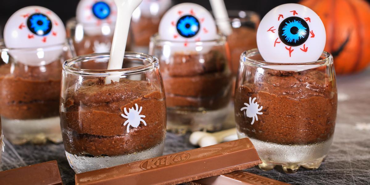 Mousse de Chocolate KITKAT®