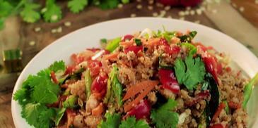 Mixed Vegetable Pittu Pirattal