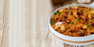 Chili chicken rice
