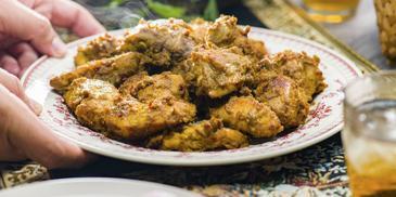 Sate Ayam Goreng