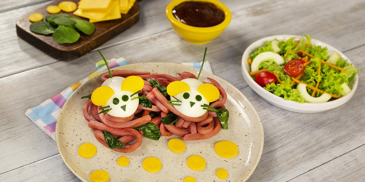 Ratoncitos de huevo