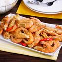 Magical Crispy Shrimp
