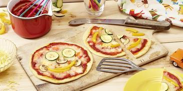 Smiley-Pizza