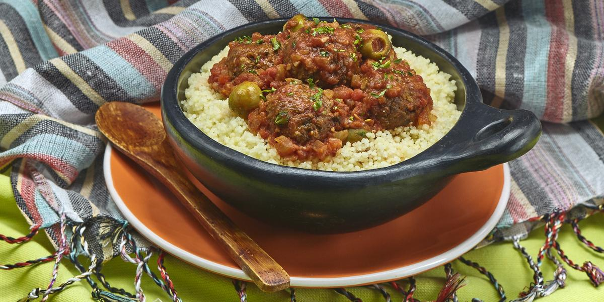 North African Meatballs