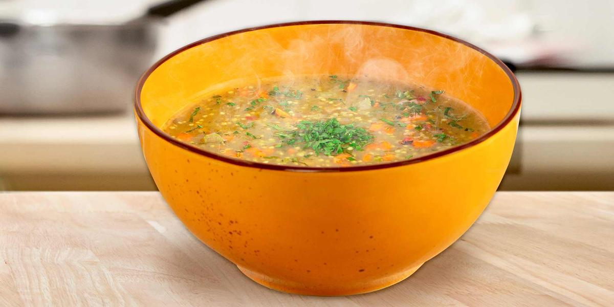Sopa de quinua MAGGI® de la Huerta