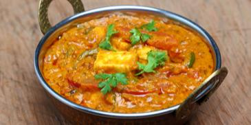 Paneer Kolhapuri with Coconut Milk Recipe