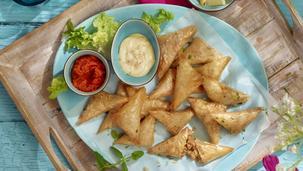 Shawarma Kip Samboosa