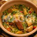 Chunky Okro Stew