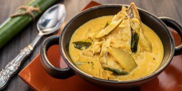 Fish Mango Curry Recipe
