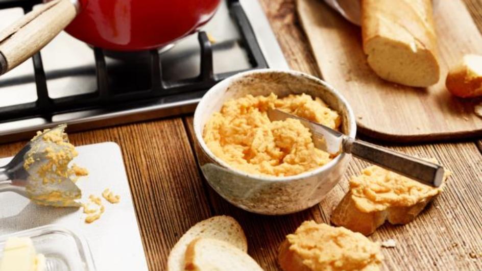 Karotten-Ingwer-Aufstrich