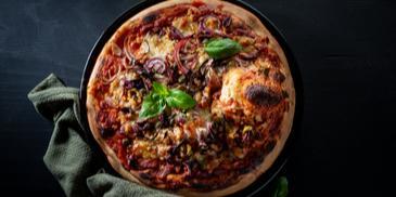 Naminė pica su kriliais
