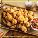 Ayam Popcorn Lada Garam