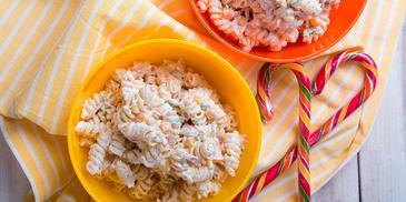 Κρύα σαλάτα ζυμαρικών
