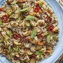 Quinoa Chicken Skillet with Garden Vegetables