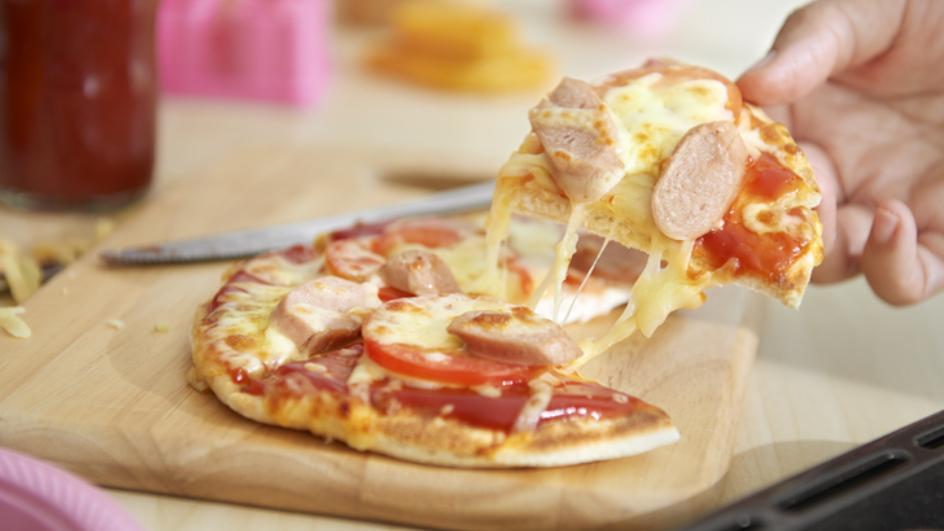 15-Min Pizza