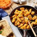 Vegane Kürbisgnocchi mit Kürbiskernschmelz