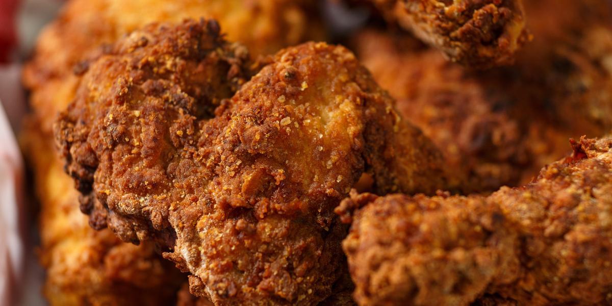 Fried Chicken B