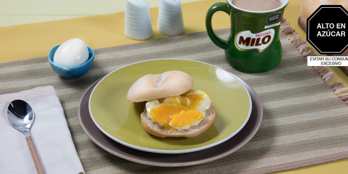 Huevo Pasado