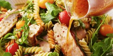 Cajun Chicken Pasta Salad