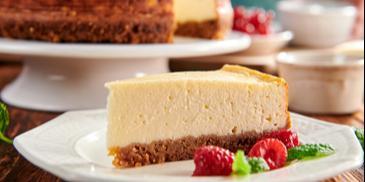 Sernik - New York Cheesecake