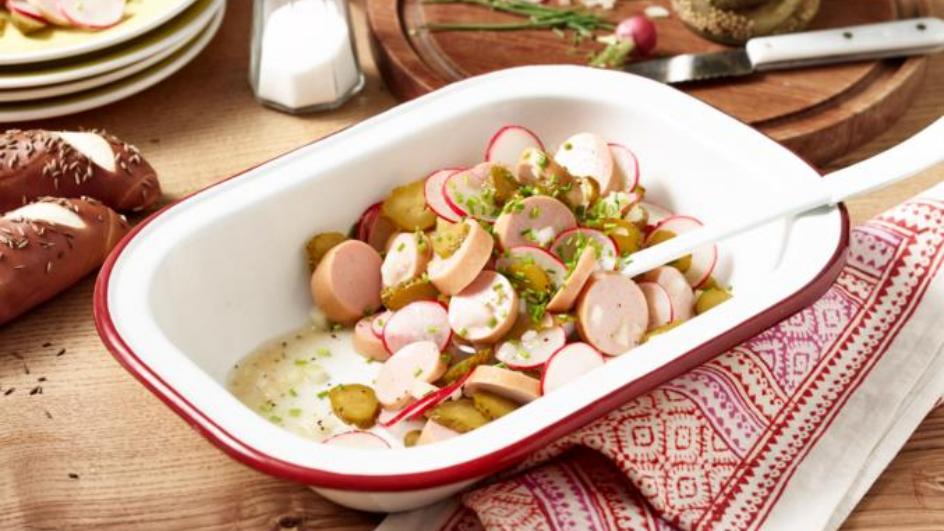 Bockwurstsalat