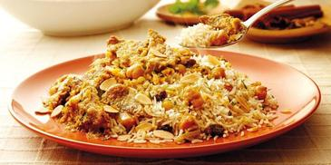 Classic Beef Briyani with Nuts