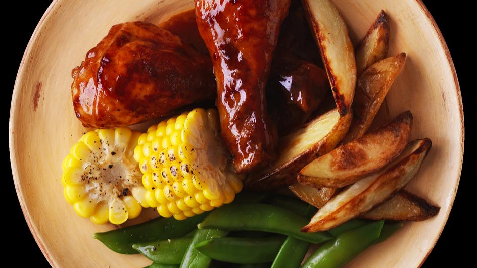 Maggi® So Juicy® Sticky BBQ Chicken