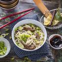Pho Bo - Vietnamesische Nudelsuppe