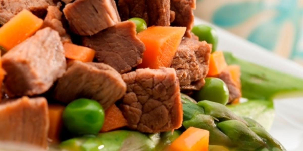Fricasé de carne