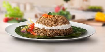 Chicken Ambulthiyal Rice