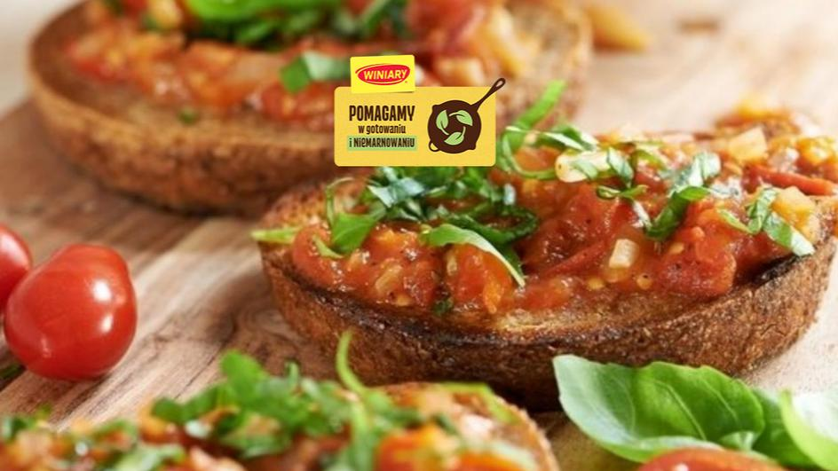 Sos pomidorowy – do pizzy lub grzanek z serem